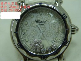 Chopard蕭邦Happy sprot 大雪花
